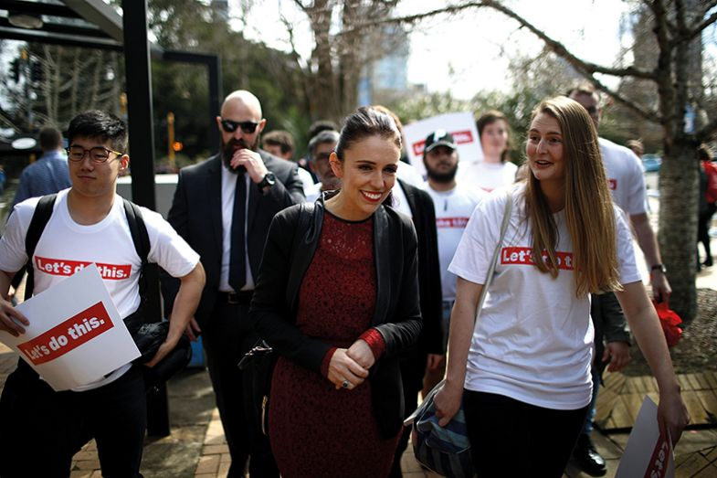Jacinda Ardern's Labour Party came in to government with a flagship promise guaranteeing all citizens three years of fees-free post-secondary education