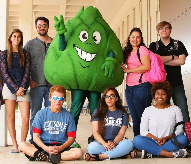 Weird US college mascots