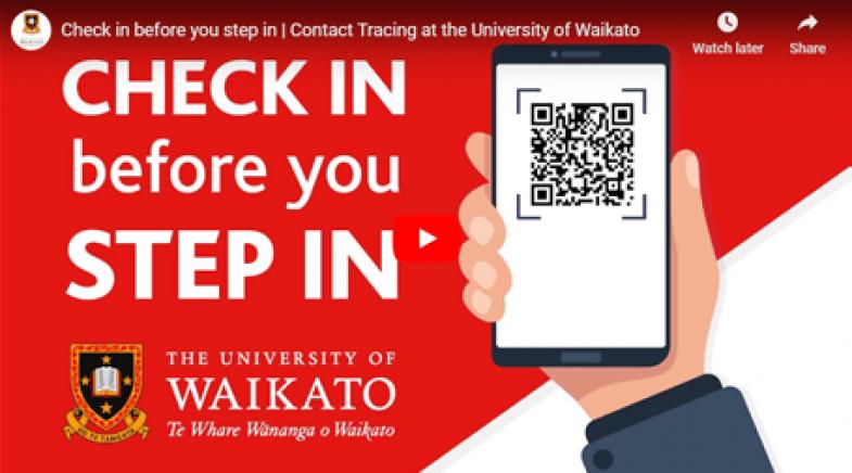 Waikato Covid poster