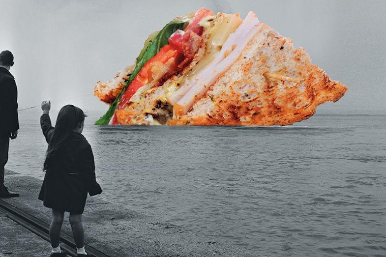farewell sandwich