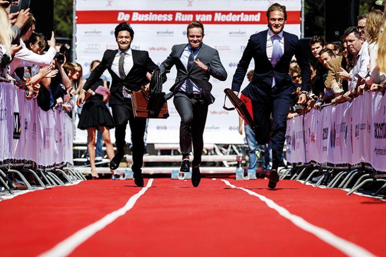 Business run, Netherlands