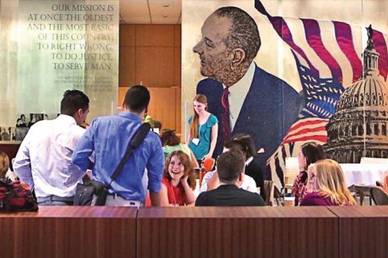 Lyndon B. Johnson School of Public Affairs, University of Texas