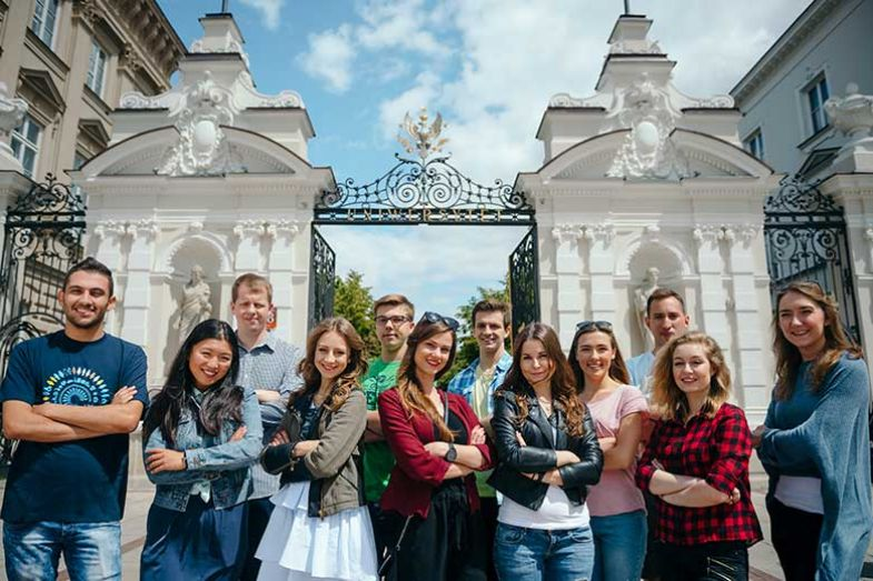 The University of Warsaw is helping the transition towards a ...
