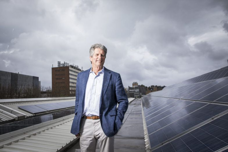 University of New South Wales UNSW - Solar Energy - Martin Green