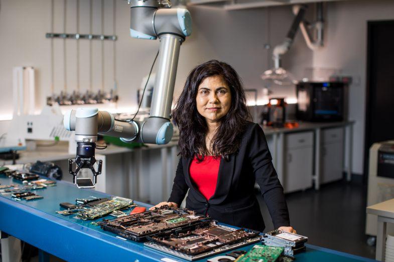 University of New South Wales UNSW - Waste - Veena Sahajwalla