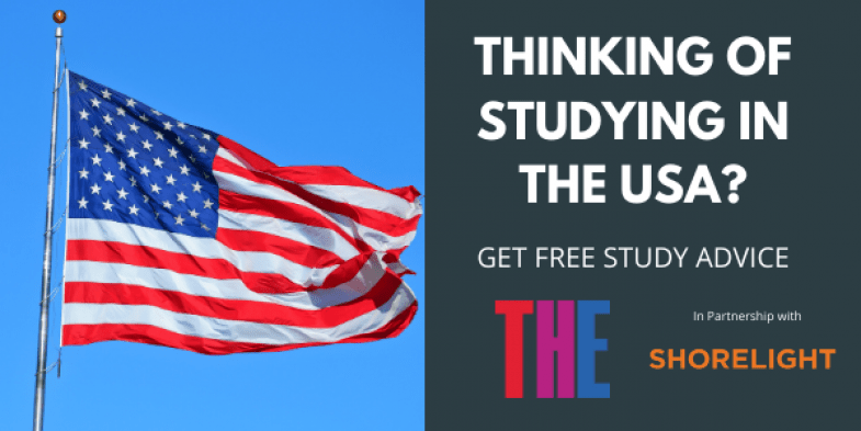 Study in the US, study abroad, international student, best universities in the US