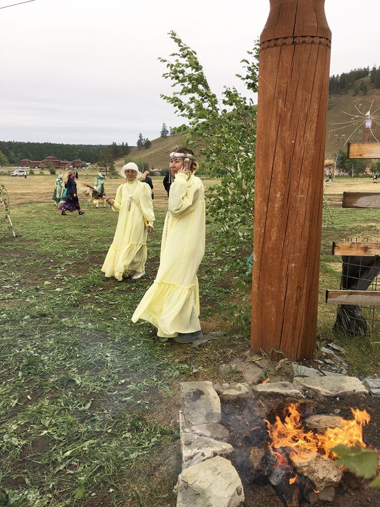 Yakut folk festival