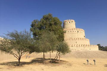UAE fort