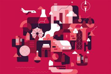 Asia University Rankings 2018 methodology artwork