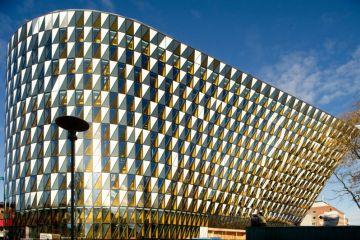 Aula Medica, Karolinska Institute, Stockholm, Sweden