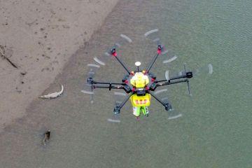 crocodile drone University of Technology Sydney