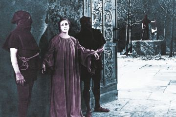 Henny Porten as Anne Boleyn, 1920