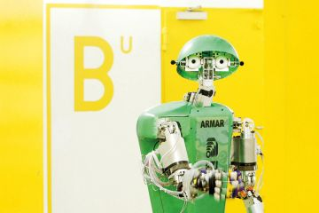 Humanoid robot Karlsruhe Institute of Technology