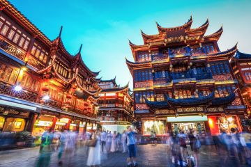 International perspective: a British student in China