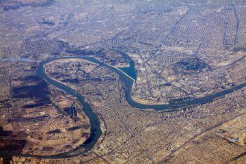 Baghdad, Iraq, Tigris