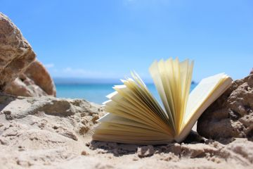 reading, summer, book