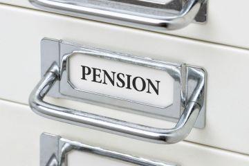 USS, pension, pensions, retire