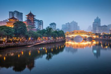 University life in China