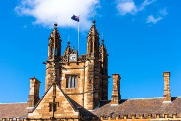 Australia, Sydney, University of Sydney