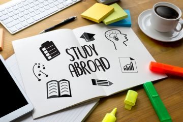 Why Chinese students study abroad