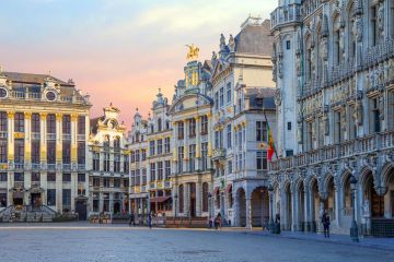 Why I love studying at a university in Brussels