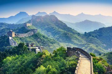 China, University, Great Wall,