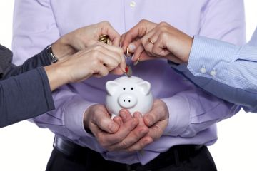 donate donation contribute contributions piggy bank tithe charity