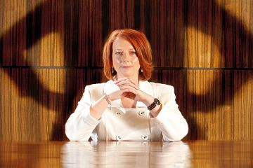 Julia Gillard, former prime minister of Australia