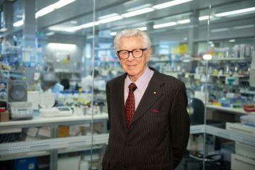 Jaques Miller immunologist Walter and Eliza Hall Institute WEHI Lasker Award