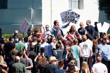 Mylo protest