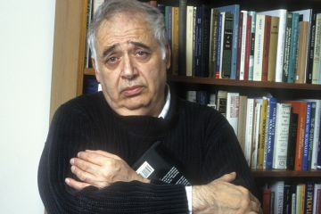 Professor Harold Bloom, Yale University