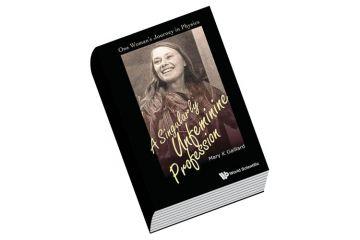 Review: A Singularly Unfeminine Profession, by Mary K. Gaillard