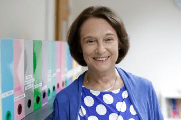 Sylvia Richardson, new president of the UK's Royal Statistical Society