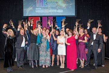 THE Awards 2016 winners