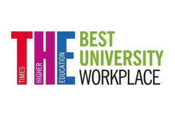 Best University Workplace logo