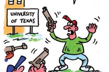 The week in higher education cartoon (1 September 2016)