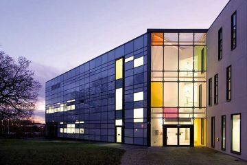 Jennie Lee Building, Open University, Milton Keynes
