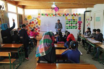 refugee class Jordan