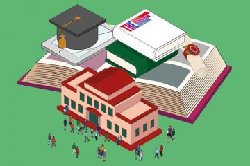 Top 20 best small universities in the world (illustration)