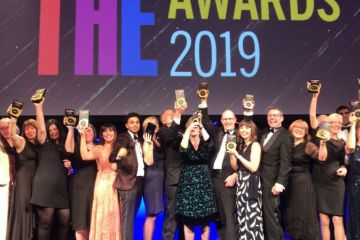 THE Awards 2019 winners