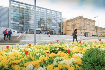 University of Leicester new