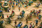 Rickshaws in Bangladesh