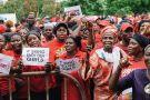 Boko Haram protesters