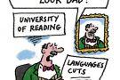 Cartoon Reading