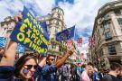 Protesting the result of the EU Referendum