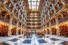 George Peabody Library at Johns Hopkins University