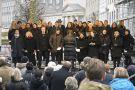 carols alternative christmas protest yuletide