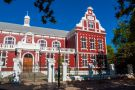 The library at Stellenbosch University, South Africa