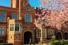 Lanyon Building at Queen's University Belfast