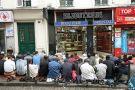 Muslims in Paris